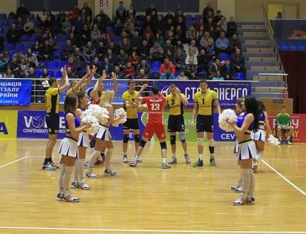 В Харькове стартует второй этап волейбольного чемпионата