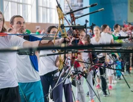 В Харьков собираются лучшие лучники Украины