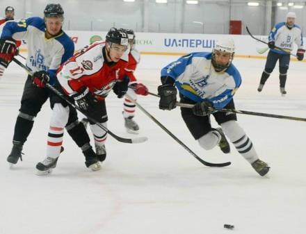 Харьковским хоккеистам четвертый матч не понадобился
