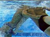 Мальчики – налево, девочки – направо: как харьковские ватерполисты в бассейне плескались