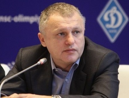 Игорь Суркис поставил сборной Украины двойку. По какой шкале – не уточнил