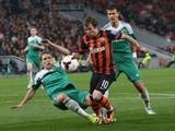 «Ворскла» обыгрывает «Шахтер», но вылетает из Кубка Украины