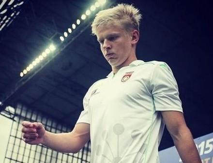 Украинский футболист ради выступлений в сборной готов покинуть российский клуб