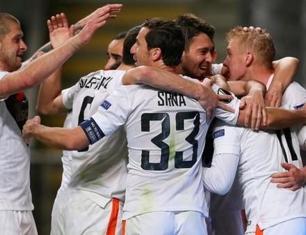 «Шахтеру» выпал серьезный соперник по Лиге Европы
