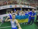 Харьковский гимнаст в составе сборной завоевал олимпийскую лицензию