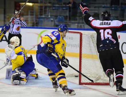 Хоккейная сборная Украины просочилась в 1А