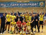Харьковский «Локомотив» окончательно утвердился в чемпионах