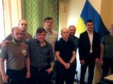 В кабинете губернатора Харьковщины побывали люди с крепкими кулаками