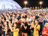 Харьков встречает Евро-2016 самой большой фан-зоной в Украине