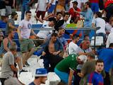 Сборная РФ дисквалифицирована до конца Евро-2016