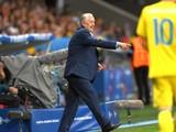 Евро-2016: Украина официально покинула чемпионат