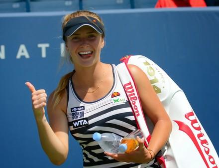 Харьковчанка пробилась в полуфинал и обеспечила новый рекорд