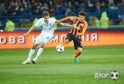 «Шахтер» выиграл у «Динамо» Кубок Украины по футболу: фоторепортаж