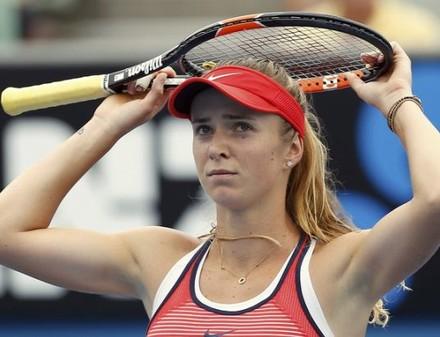 Харьковская теннисистка потеряла две позиции в чемпионской гонке WTA