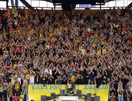 В Харькове побили рекорд второй лиги