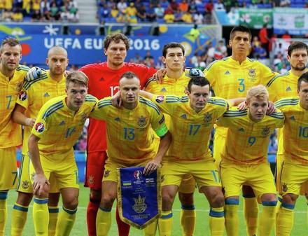 Сборная Украины по футболу объявила о планах на соперников