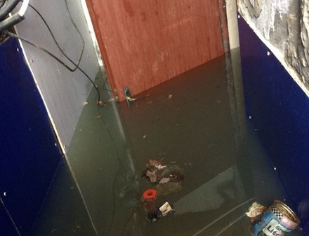 Тренировочная база «Металлиста» затоплена