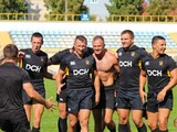 Регбийный клуб Ярославского «Олимп» собрал весь комплект национальных трофеев по регби-7