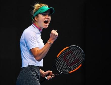 Элина Свитолина вышла в третий раунд Australian Open 2019