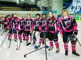 Семь харьковских «Пантер» вошли в состав женской сборной Украины по хоккею