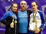 Харьковские бадминтонисты стали обладателями Кубка Украины