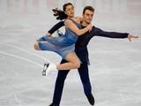 Дарья Попова и Владимир Беликов - чемпионы Украины по фигурному катанию среди юниоров