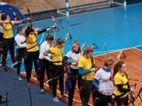 Юные лучники завоевали медали на Чемпионате Украины
