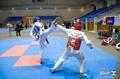 Во Дворце спорта «Локомотив» юные тхэквондисты поборолись за последние награды года
