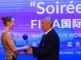 Елизавета Яхно – лучшая спортсменка мира в синхронном плавании