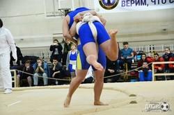Харьковские сумоисты успешно выступили на домашнем Кубке Украины