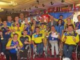 Паралимпийцы Харьковщины успешно выступили на чемпионате мира по армспорту