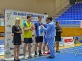 В Харькове завершился международный турнир по бадминтону