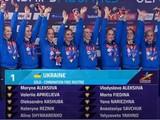 Сборная Украины по синхронному плаванию завоевала «золото» чемпионата Европы по водным видам спорта