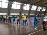 В спорткомплексе «ХАИ» прошел чемпионат Украины по стрельбе из лука