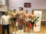 Харьковские сумоисты завоевали медали Кубка Европы