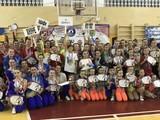 В Харькове пройдет чемпионат Украины по спортивной аэробике