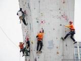 В Харькове пройдет чемпионат по ледолазанию
