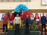 Юные самбисты успешно выступили на турнире памяти Тешера
