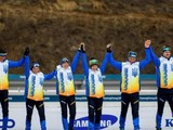 Паралимпийцы-лыжники триумфально завершили сезон