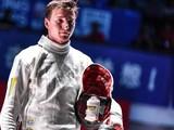 Роман Свичкарь стал чемпионом Украины по фехтованию