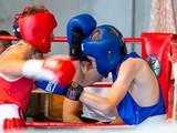 В Люботине на ринге сразились 80 любителей кожаных перчаток