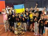 Харьковские тхэквондисты блестяще выступили в Словакии
