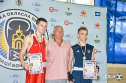 В Харькове состоялся международный турнир по боксу