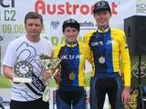 Харьковчане завоевали медали международных рейтинговых гонок по велоспорту