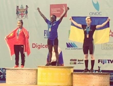 Камила Конотоп завоевала «малую бронзу» на чемпионате мира