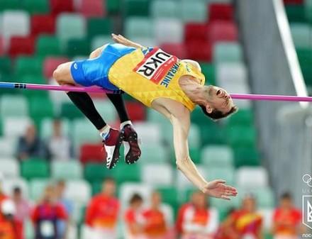 Богдан Бондаренко получил «бронзу» Европейских игр в легкой атлетике