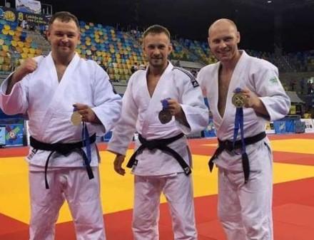 Харьковские дзюдоисты - чемпионы Европы