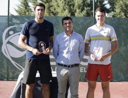 Харьковский теннисист победил на турнире ITF