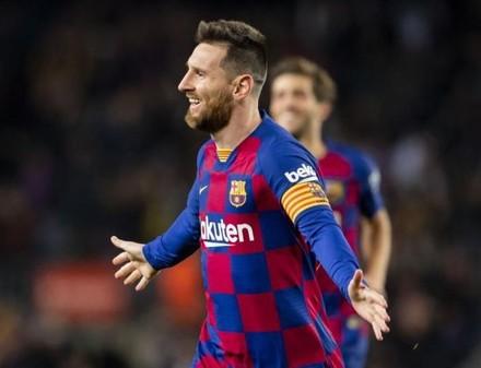 Месси признали лучшим футболистом за последние 25 лет