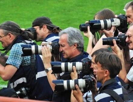Журналистам разрешили работать на футбольных матчах чемпионата Украины